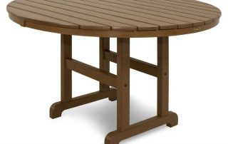 """Round 48"""" Dining Table"""